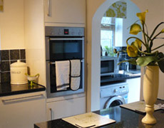 Example of our kitchen fitting services